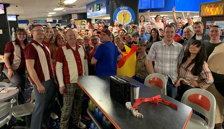 Bowling Tournament 2019