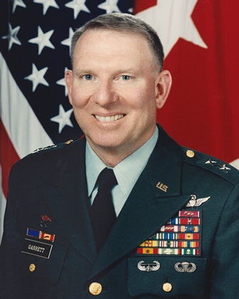 Major General Thomas W. Garrett, Retired